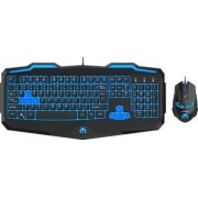 Kit tastatura cu mouse Newmen KM-808 Gaming Combo