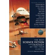 The Best Science Fiction and Fantasy of the Year: v. 2 by Holly Black