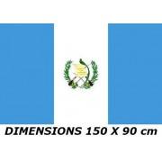 ****** Drapeau Guatemala 150x90cm