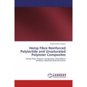 Hemp Fibre Reinforced Polylactide and Unsaturated Polyester Composites by Moyeenuddin Sawpan