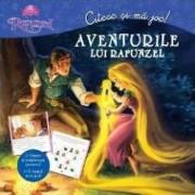 Citesc si ma joc Aventurile lui Rapunzel