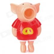 Tiro Bola Pig estres relevista de juguete (5-Balls)