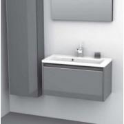 Ansamblu mobilier Riho cu lavoar 80cm gama Eifel, Set 25 Standard