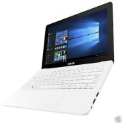 Asus EeeBook Netbook E202SA-FD0011D (White) (Intel Celeron Dual Core-N3050/ 2GB RAM/ 500GB HDD/ 11.6 Screen/ DOS)
