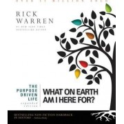 The Purpose Driven Life by Dr Rick Warren