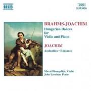 Brahms/ Joachim - Hungarian Dances 1-21 (0730099402620) (1 CD)