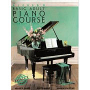 Alfred's Basic Adult Piano Course Lesson Book: Level Two