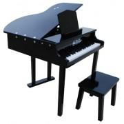 Schoenhut - Pianoforte a coda da concerto, 37 tasti, colore: Nero