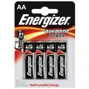 Energizer 4 x bateria alkaliczna Energizer Alkaline Power LR6/AA (blister)