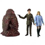 """Underground Toys Doctor Who The Three Doctors Action Figure Collectors Set, 5"""""""