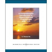 A Comprehensive Introduction to Object-oriented Programming with Java by C.Thomas Wu