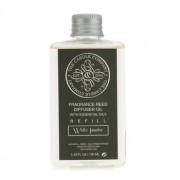 Reed Diffuser with Essential Oils Refill - White Jasmine 100ml/3.38oz Odorizant cu Trestie cu Uleiuri Esenţiale Rezervă - White Jasmine