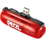 Petzl Nao+ - Chargeur - rouge/noir Chargeurs
