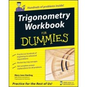 Trigonometry Workbook For Dummies by Mary Jane Sterling