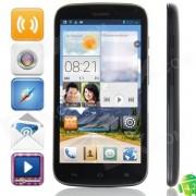"HUAWEI G610-U00 MTK6589 Quad-Core 4.2.1 Android Phone WCDMA Bar w / 5.0 "", une connexion Wi-Fi, GPS - noir"