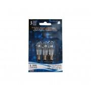 FK technics 5002344 - SET 3x LED de rezerva Bec L 30L/0,064W/3,2V