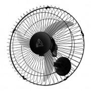 Ventilador Parede Light 50cm 127 V Preto 60 Fios Venti-Delta
