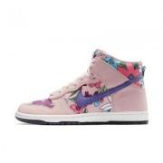 Nike Dunk High Skinny Print Women's Shoe