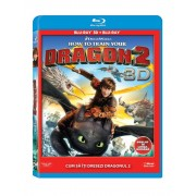 How to train your Dragon 2:Cate Blanchett,Gerard Butler - Cum sa iti dresezi dragonul 2 (Blu-ray 2D si Blu-ray 3D)