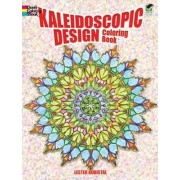 Kaleidoscope Design Colouring Book by L. Kubistal