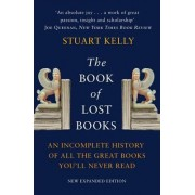 The Book of Lost Books by Kelly Stuart