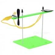 DIY Solar Power Electricity-generating Experiment Blade Kit
