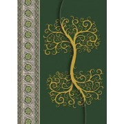 Celtic Tree Journal by Lo Scarabeo