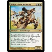 Magic: The Gathering Knight Of The Reliquary Duel Decks: Knights Vs Dragons Foil