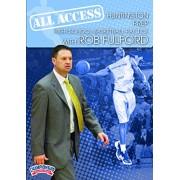 ROB Fulford: todos los acceso Huntington Prep High School la práctica de baloncesto (DVD)
