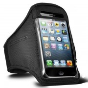 iPhone 5 5S 5C Sports Armband Case Cover - Black