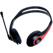 Casti gaming Microlab K260 Black / Red