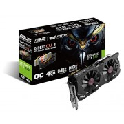 Asus GeForce GTX 970 STRIX Nvidia Scheda Video, OC, 4 GB GDDR5, 256 bit