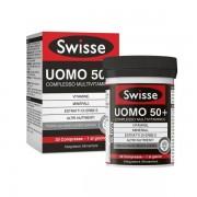 PROCTER & GAMBLE SRL Swisse Multivitaminico Uomo 50+ 30cpr (970420079)