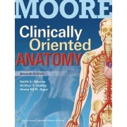 Moore Clinically Oriented Anatomy Text & Moore's Clinical Anatomy Review, Powered by PrepU Package by Lippincott Williams & Wilkins