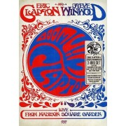 Eric Clapton and Steve Winwood - Live from Madison Square Garden (2DVD)