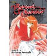 Rurouni Kenshin (3-in-1 Edition): Vols. 4, 5 & 6 by Nobuhiro Watsuki
