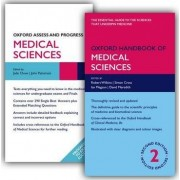 Oxford Handbook of Medical Sciences and Oxford Assess and Progress: Medical Sciences Pack by Dr. Robert Wilkins