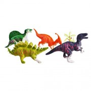 Animal Figures Dinosaur Figure Toys Kids Educational Toy Set of 4 & Learning Resources for Toddlers, Boys & Girls...