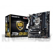 Gigabyte GA-Z170M-D3H DDR3 - Raty 10 x 36,90 zł