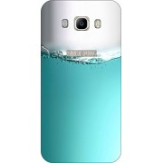 Go Hooked Samsung Galaxy On 8 Printed Soft Silicone Mobile Back Cover + Free Mobile Stand (Assorted Design)