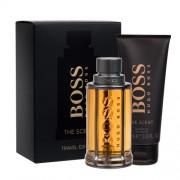 Hugo Boss The Scent 100Ml Edt 100 Ml + Shower Gel 100 Ml Per Uomo(Eau De Toilette)
