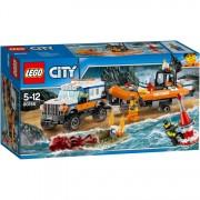 City - 4x4 reddingsvoertuig