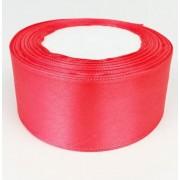 Textil szalag keskeny pöttyös piros/Cikksz:150146
