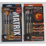 Harrows Matrix műanyag hegyes darts készlet SOFTIP