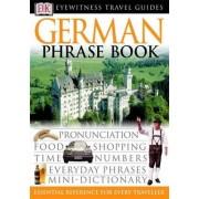 German Phrase Book by DK
