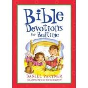 Bible Devotions for Bedtime by Daniel Partner