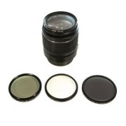 CamDesign 67MM Professional High Definition Lens Filter Accessory Kit for CANON Rebel T5i T4i T3i T3 T2i EOS 700D 650D 600D 550D 70D 60D 7D 6D DSLR Cameras with 18-135MM EF-S IS STM Zoom Lens - Includes HD Filter Kit (UV CP