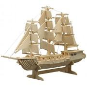 Peter Bausch 869 Kit pavimenti in legno, barca a vela 80T