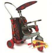 Smart trike dečiji tricikl sa korpom Smart & GO Crveni