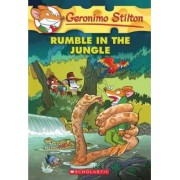 Rumble in the Jungle by Geronimo Stilton